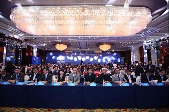 第三届海外华文新媒体高峰论坛杭州开幕